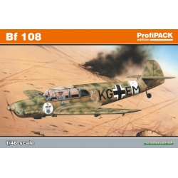 Eduard 8078 1/48 Bf 108 Profipack