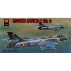 PLASTYK S007 1/72 Hawker Hunter F Mk 6