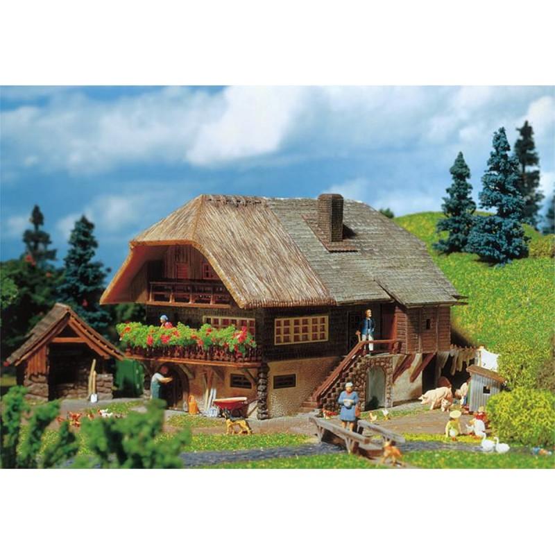 Preiser 13003 Figurines HO 1/87 Berger et Troupeau de 80 moutons + Accessoires