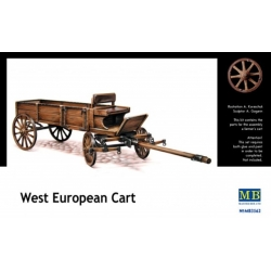 MasterBox MB03562 1/35 West European Cart