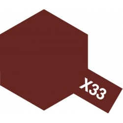TAMIYA 81533 Peinture Acrylique X-33 Bronze 23ml