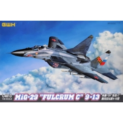 "Great Wall Hobby L4813 1/48 MIG-29 ""FULCRUM C"" 9-13"