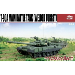 Modelcollect UA72001 1/72 Russian T-90A Main Battle Tank (Welded Turret)