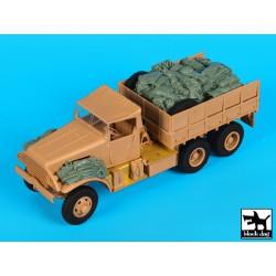 Takom 2022 1/35 Ukraine KrAZ-6322 Heavy Truck (late type)*