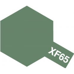 TAMIYA 81365 Peinture Acrylique 23ml XF-65 Gris Campagne / Field Grey
