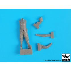 TAMIYA 81369 Peinture Acrylique 23ml XF-69 Noir OTAN / NATO Black