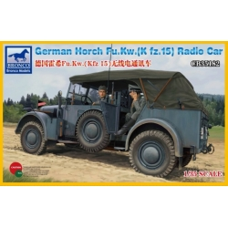 BRONCO CB35182 1/35 German Horch Fu.Kw. (Kfz. 15) Radio Car