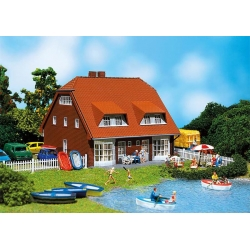 Faller 130310 HO 1/87 Maison deux familles du nord de l'Allemagne - Northern German two-family house