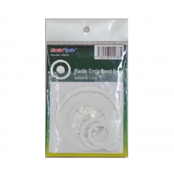 TRUMPETER 9938 Plastic Circle Board B-set