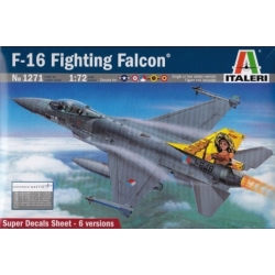 ITALERI 1271 1/72 F-16 Fighting Falcon