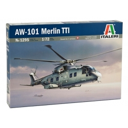 ITALERI 1295 1/72 Agusta Westland AW-101 TTI
