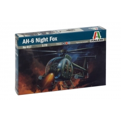 ITALERI 017 1/72 AH-6 Night Fox