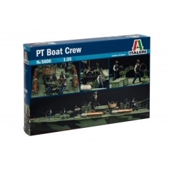 ITALERI 5606 1/35 PT Boat Crew