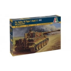 ITALERI 6507 1/35 Pz.Kpfw. VI Tiger I Ausf. E mid production