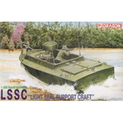 DRAGON 3301 1/35 LSSC Light Seal Support Craft