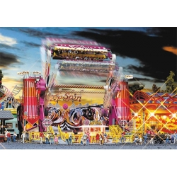 Faller 140431 HO 1/87 Carrousel Top Spin - Top Spin Roundabout