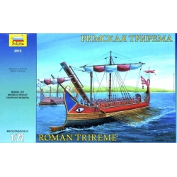 ZVEZDA 8515 1/72 Roman Trireme