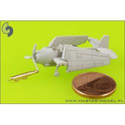 BRONCO CB35032 1/35 Adler Kfz.13