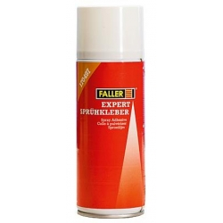 FALLER 170497 Colle à pulvériser EXPERT, 400 ml -