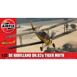 AIRFIX 1025 1/72 De Havilland DH.82a Tiger Moth