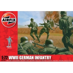 AIRFIX 1705 1/72 WWII German Infantry