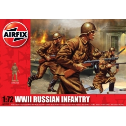 AIRFIX 1717 1/72 WWII Russian Infantry