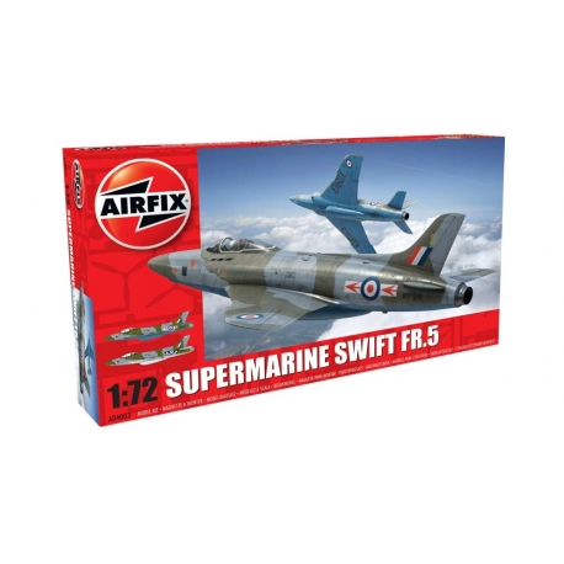 AIRFIX 4003 1/72 Supermarine Swift F.R. Mk5