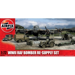 AIRFIX 5330 1/72 Bomber Re-supply Set