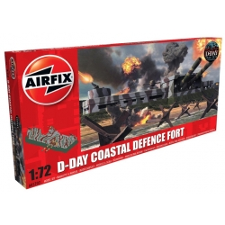 AIRFIX 5702 1/72 D-Day Coastal Defence Fort
