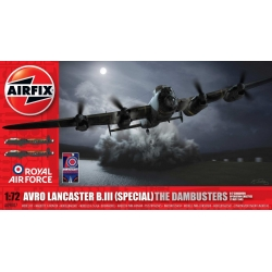 AIRFIX A09007 1/72 Avro Lancaster B.III (Special) The Dambusters*