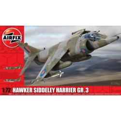 AIRFIX 4055 1/72 Hawker Siddeley Harrier GR3