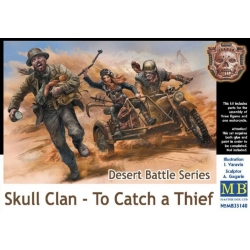 MasterBox MB35550 1/35 Skull Clan - To Catch a Thief