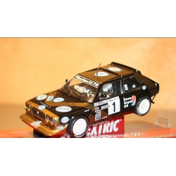 SCX Scalextric 6378 63780 Lancia Delta S4