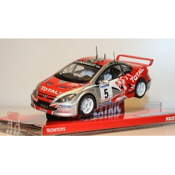 SCX 6451 Peugeot 307 WRC « Total » Condroz Rally