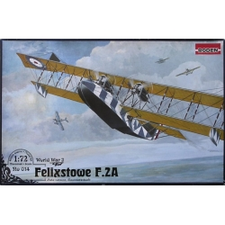 RODEN 014 1/72 Felixstowe F.2A, World War I Late version, Saunders-built