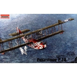 RODEN 019 1/72 Felixstowe F.2A (Early) World War I