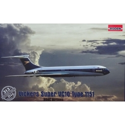 RODEN 313 1/144 Vickers Super VC10 Type 1151 BOAC
