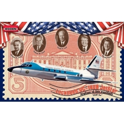RODEN 324 1/144 Lockheed VC-140B Jetstar