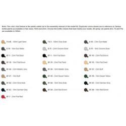 MIRAGE HOBBY 720805 1/72 Command Tank Grant Mk.I