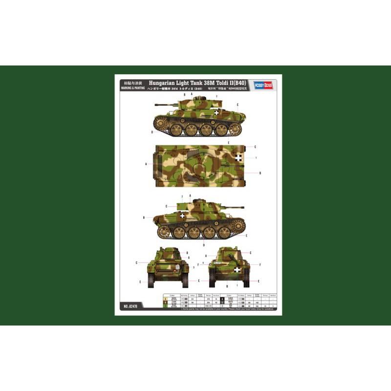 """ITALERI 3913 1/24 Berliet / Renault """"Le Centaure"""""""