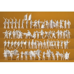Preiser 16355 Figurines HO 1/87 Carnaval – Carnival