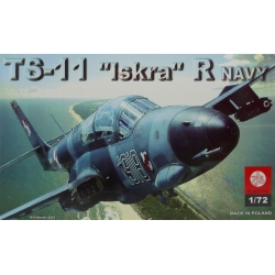 "ZTS PLASTYK S047 1/72 TS-11 ""Iskra"" R Navy"