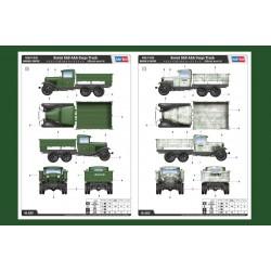 Modelcollect UA72024 1/72 Russian T-80B Main Battle Tank