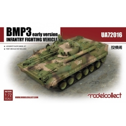 Modelcollect UA72016 1/72 BMP-3 Infantry Fighting Vehicle Early Version