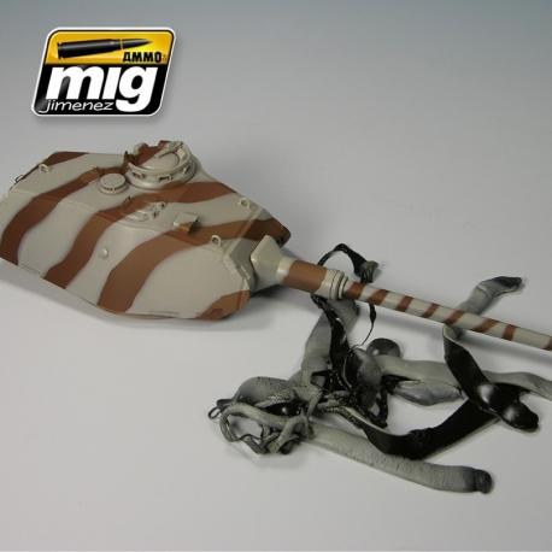 AMMO OF MIG A.MIG-8012 Camouflage Mastique de masquage 80 grammes