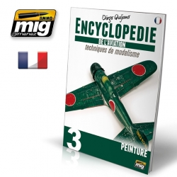 AMMO OF MIG A.MIG-6072 Encyclopedie Des Techniques De Modélisme D'Aviation Vol3