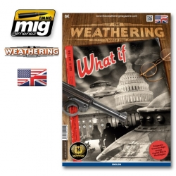 "AMMO OF MIG A.MIG-4514 The Weathering Magazine Issue 15 ""What If"" (ENGLISH)"