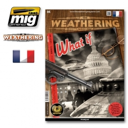 "AMMO OF MIG A.MIG-4264 The Weathering Magazine Issue 15 ""What If"" (FRENCH)"