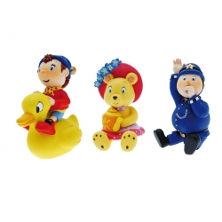 Plastoy 80510 Oui-Oui Bath Toys