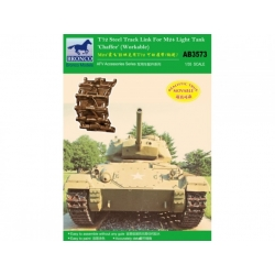 BRONCO AB3573 1/35 T72 Steel Track Link for M24 Light Tank 'Chaffee' (Workable)